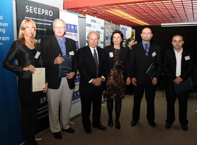 Polish Journalist Kalicki Włodzmierz Wins CEI SEEMO Award for Outstanding Merits in Investigative Journalism 2011