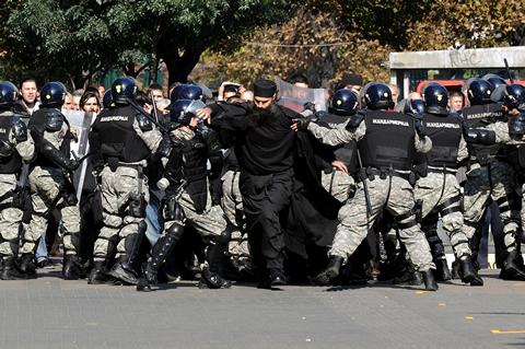 Janko Petkovic wins the SEEMO Human Rights Photo Award